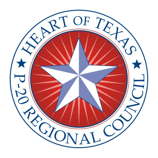 Heart of Texas P-20 logo