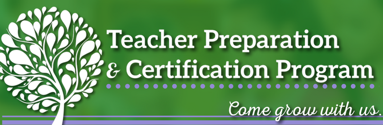 teacher preparation & certification program