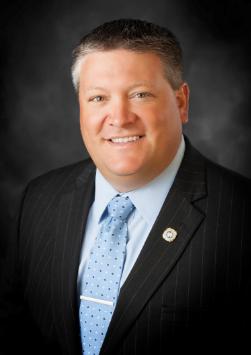 Dr. Marc Faulkner, Superintendent, China Spring ISD