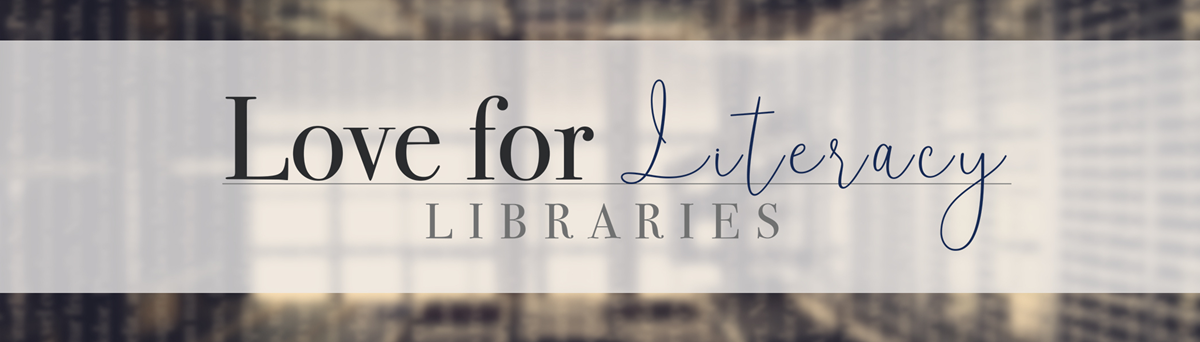 Love for Literacy Library Header