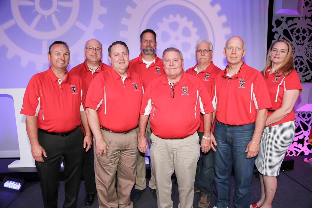 West ISD, School Board of Year