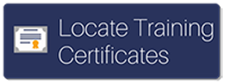 Locate Training Certificates