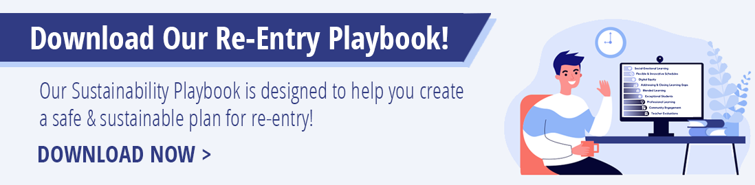 Our Sustainability Playbook is designed to help you create a safe& sustainable plan for re-entry