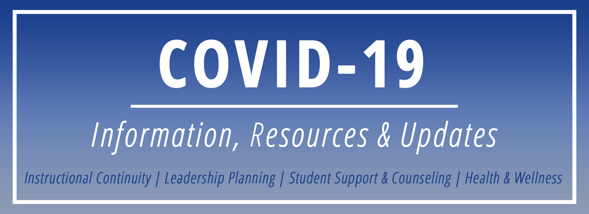 COVID-19 - Information & Resources