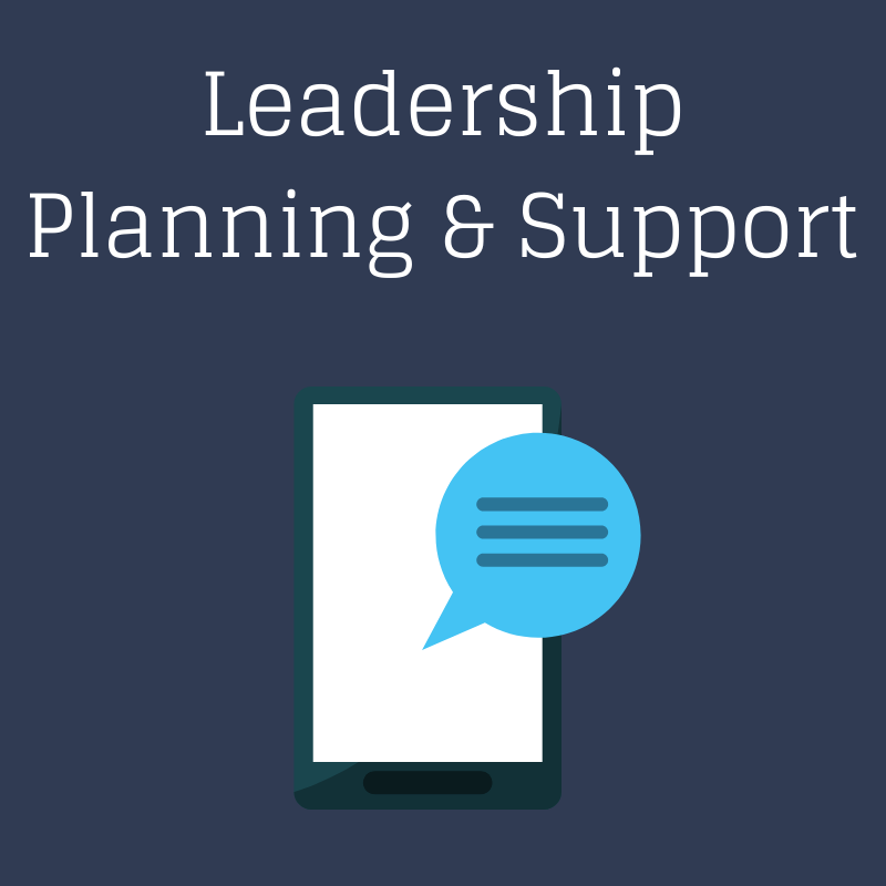 Leadership Planning & Support
