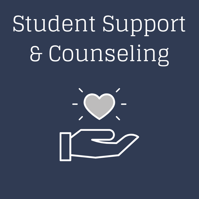 Student Support & Counseling
